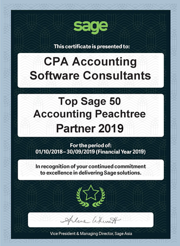 The Top Sage 50 Peachtree Partner in Hong Kong